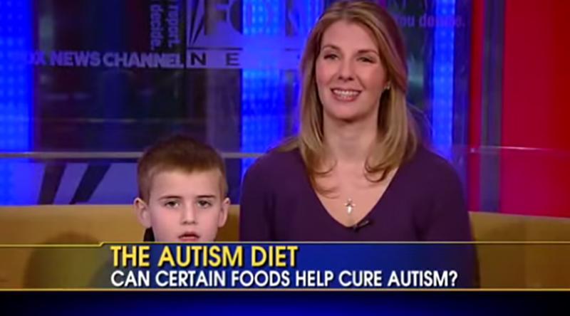 autismus a chlapec
