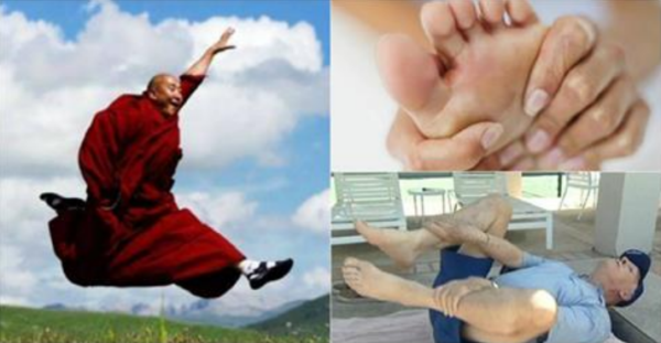 Tajemství tibetských mnichů: Naučte se jejich tibetskou hormonální gymnastiku