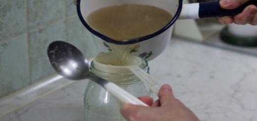 Recept na domácí sirup, který vám pomůže zbavit se přebytečné vody v těle