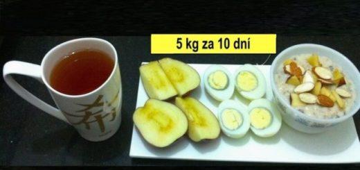 Celosvětově uznávaný výživový poradce radí: Držte se této diety a shodíte až 5 kg za 10 dní!
